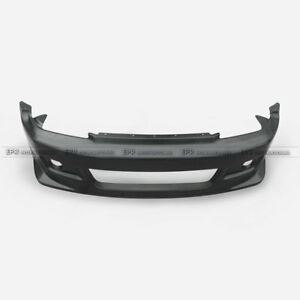 For Honda Eg Civic Hatch Back Rocket Bny Style Wide Body Front Bumper Frp Kits