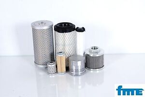Filter Set Takeuchi Tb 016 Motor Yanmar 3 Tne 68 ntb From Sn 11600003 Filter