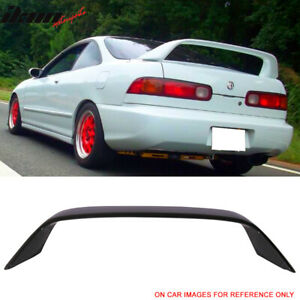Fits 94 01 Integra Dc2 Type R Trunk Spoiler Painted g71p Isle Green Pearl