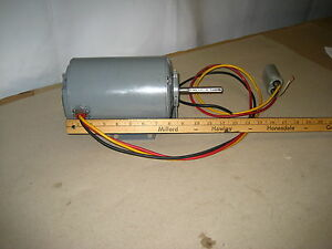 General Electric Ac Capacitor Motor With 3 1 2 Shaft