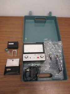 Mahr Perthometer M3a Surface Roughness Tester
