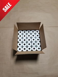 2 1 4 X 165 Thermal Paper 100 Rolls For Emco wheaton Tank Monitor Ii