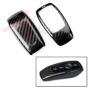 Carbon Fiber Case For 2017 Mercedes Benz W213 E class Smart Key Fob Shell E300