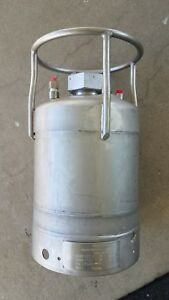 Apache Stainless T304l 165 Psi Stainless Steel Pressure Vessel