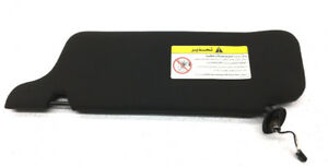 New Old Stock Oem Ford Mustang Right Black Sun Visor 4r3z 6304104 Eac Arabic