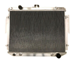 New All Aluminum Radiator For 1999 2003 Dodge Ram 1500 Van 2500 Van 3500 Van