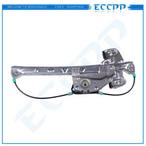 Power Window Regulator For 2000 2005 Cadillac Deville Rear Right Without Motor