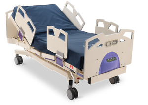 Stryker Bari 10a Bariatric Hospital Bed 52 Inches Wide 1 000 Lb Patient Weight
