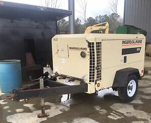 Ingersoll Rand 375 Air Compressor