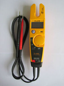 Fluke T5 1000 1000 Voltage Continuity And Current Electrical Tester Us Free Ship