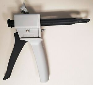 Dental Impression Universal 1 1 2 1 Cartridge Dispenser Gun 50ml