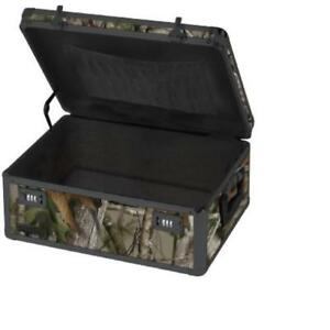 Vaultz Camo Dual Combination Locking Security Office Files Storage Box New