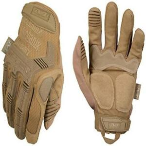 Mechanix Wear Tactical M pact Coyote X large Protective Safety Work Gloves Machi