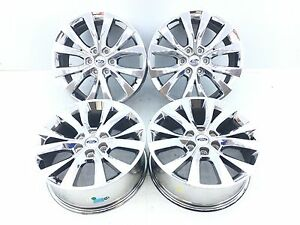 20 20 Inch Ford F 150 King Ranch Pvd Oem Factory Original Wheels Rims Set Of 4