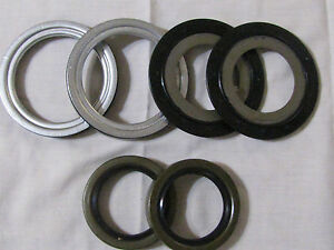 Rockwell 2 5 Ton Rear Axle Seal Kit M35 M109 Military Mud Truck