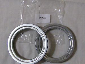Rockwell 2 5 Ton Axle Inner Hub Seals 2 Pieces M35 M109 Military Truck