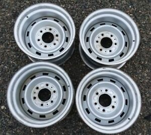 Chevy Chevrolet Gmc Truck 4x4 6 Lug 15x8 Gm Oem Truck Rally Ralley 1967 1999