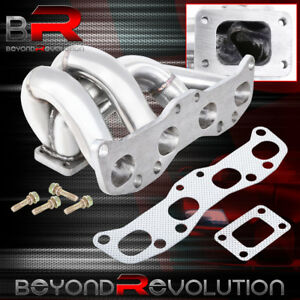 For 240sx S13 S14 Jdm Ca18 Ca18det Engine T25 T28 Turbo Exhaust Header Manifold