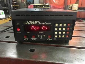 Haas Ha5 17 Pin Servo Controller 4th Axis Control