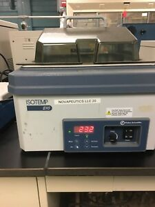Fisher Isotemp Heated Waterbath Nice Condition Id 300194