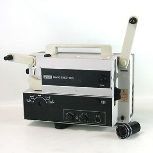 eumig mark s 802 8mm projector unsure of