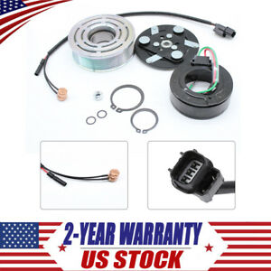 Fit For Honda Civic 06 11 1 8 Liter A C Compressor Ac Clutch Assembly Repair Kit