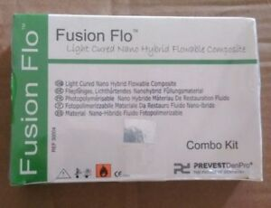 Light Cured Universal Nano Flowable Dental Composite Fusion kit