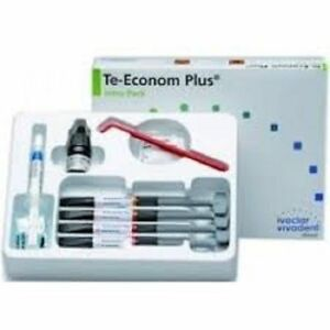 Ivoclar Vivadent Te Econom Plus Dental Resin Composite Kit