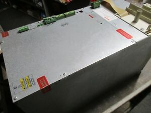 Used Rexroth Hvr03 2 w045n Servo Controller Power Supply missing Cover