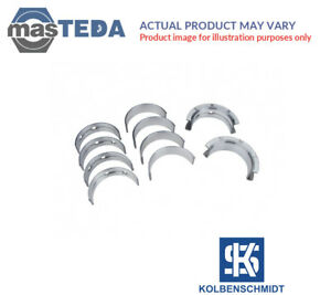 Main Shell Bearings Set Kolbenschmidt 77553600 I Std New Oe Replacement
