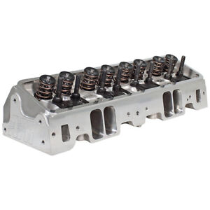 Afr Cylinder Head Set 1036 195cc Aluminum 75cc For Assebmled Chevy 262 400 Sbc