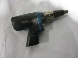 Synthes 530 615 Battery Reciprocator Ortho Drill