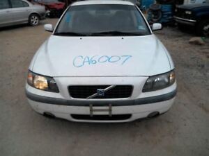 Console Front Floor Without Car Phone Fits 04 Volvo 60 Series 531489
