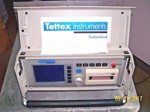 Tettex Haefely Hipotronics Recovery Voltage Meter Model 5461 Version 2 17