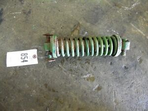 John Deere 2010 Tractor Seat Spring Tag 854