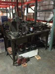 South Bend Metal Lathe 9 Model C Machinist Tool Thread Cutting Bench Top 10
