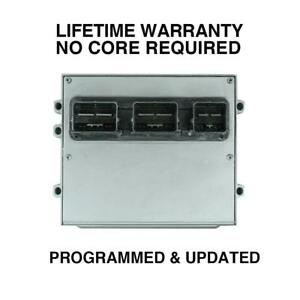 Engine Computer Programmed updated 2005 Ford Truck 5l3a 12a650 clb Bkp1 5 4l Pcm
