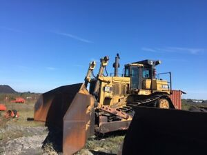 2 Recertified Caterpillar D10r Crawler Tractors