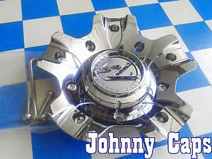 Zinik Wheels 62 Chrome Center Caps Ms cap z208 Custom Wheel Center Cap 1