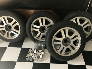 2005 2014 Ford Mustang Gt Wheels And Tires