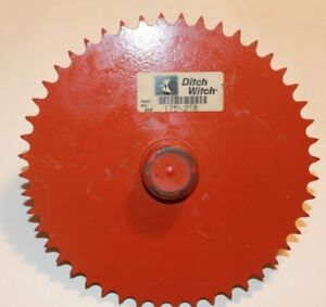 Ditch Witch Trencher Drive Sprocket 175 218 New 50 48