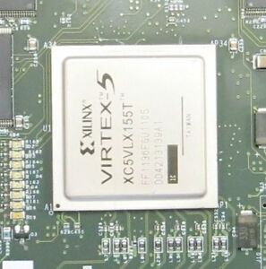 Xilinx Virtex 5 Xc5vlx155t Ff1136fgu1105 Ic Chip On Board Netapp