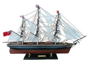 Wooden Handcrafted Model Ship 27 Limited High Museum Quality Amazing Detail