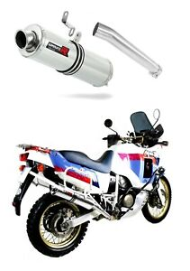 Chappement Exhaust Dominator Rond Xrv 750 Africa Twin 90 92 Rd04 Db Killer