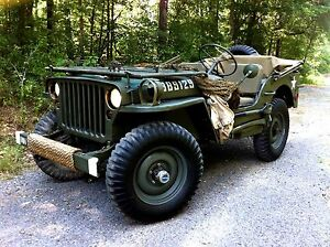 Willys Mb Or Ford Gpw Wwii Military Army Jeep Rear Seat Frame Made In The Usa