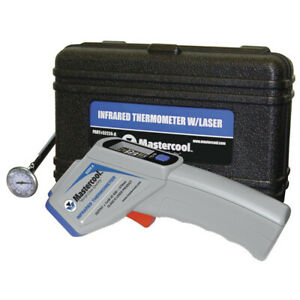 Mastercool Infrared Thermometer With Laser 52224a New