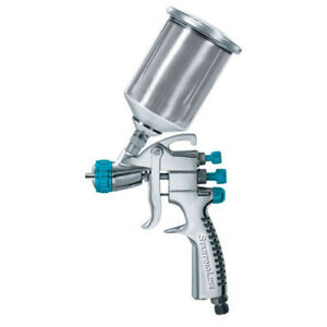 Devilbiss Startingline 8 5 Oz Hvlp Detail Gravity Spray Gun 802405 New