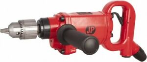 Jupiter Pneumatics 1 2 Inch Keyed Chuck 1 200 Rpm Air Drill 1 Hp 3 8 Inch I