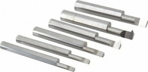Accupro Single Point Threading Tool Sets Thread Type Internal Material So