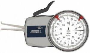 Spi 0 2 To 0 6 Inch Inside Dial Caliper Gage 0 0002 Inch Graduation 0 0008